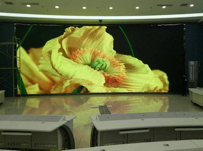 P1.667mm Small Pixel Pitch Indoor LED Display Project